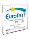 EuroTest - jednorazowy pakiet testowy typu Bowie&Dick do autoklawu (sterylizacja narzędzi)